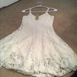 American Eagle Vintage lace dress